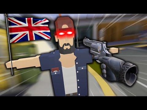 Don't Anger VR British People.