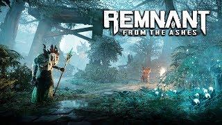 REMNANT FROM THE ASHES - O Início de Gameplay, em Português PT-BR