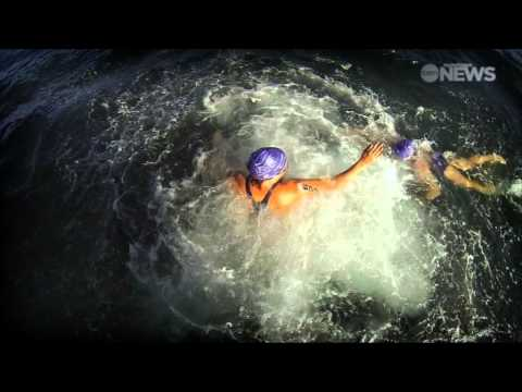 2015 Karma Resorts Rottnest Channel Swim - Highlights Video