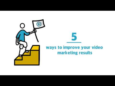5 Ways to Improve your Video Marketing Results
