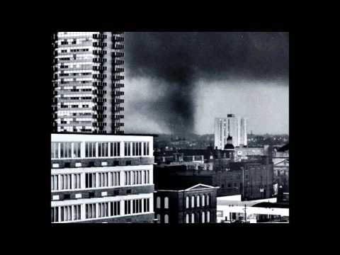 1974 Louisville, KY Tornado (WHAS AM 840 Coverage) Pt.1