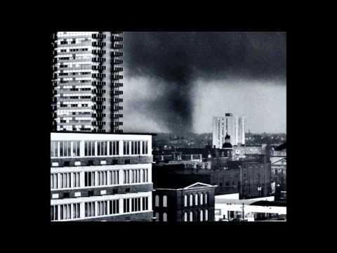 1974 Louisville, KY Tornado (WHAS AM 840 Coverage) Pt.1