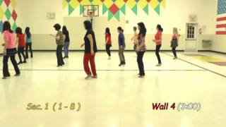 Grown - Daniel Trepat - Line Dance