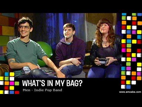 MEN - What's In My Bag?