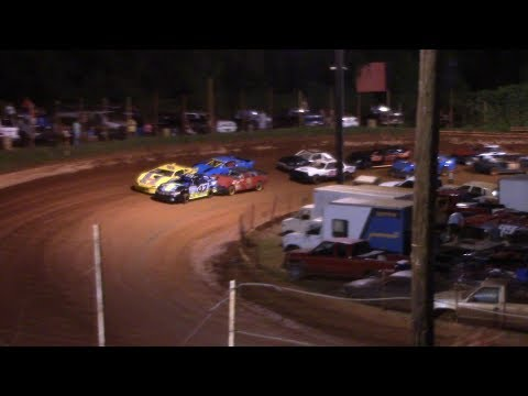 Winder Barrow Speedway Stock Four Cylinders Race 9/1/18