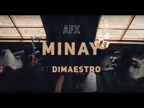 Минай Feat Dimaestro - У большой воды  (Акустический эффект- неномерной )