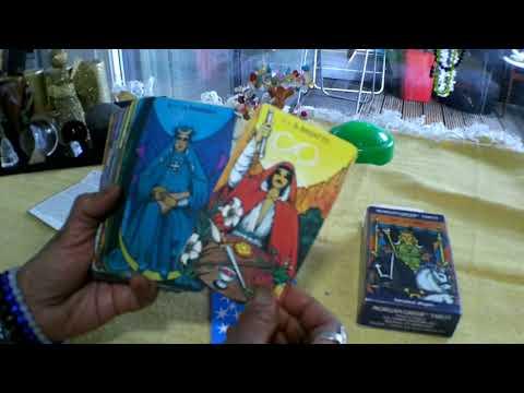 📗📘📕Deck Review: Morgan Greer Tarot Cards Deck by William F. Greer and Lloyd Morgan