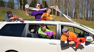 Nerf Battle: The Infection Part 2