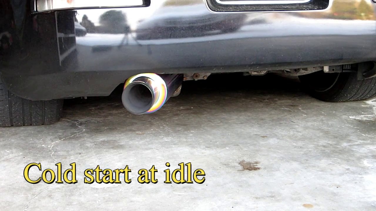 how to make your own exhaust