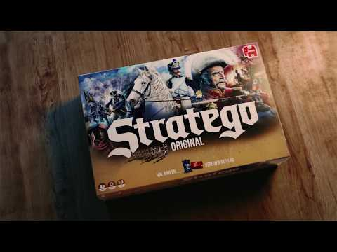 Stratego Original - The Ultimate Battlefield Strategy Game