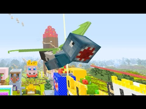 Minecraft Xbox - Quest Explore The End City (198)