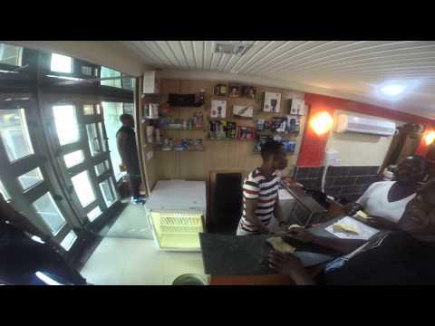 Salon de coiffure à Douala