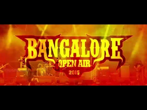 Bangalore Open Air 2015 - After Movie