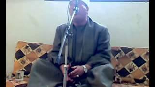 الشيخ خضر احمد مصطفى وما تيسر من سورة النساء من عزاء بقرية ميت خاقان