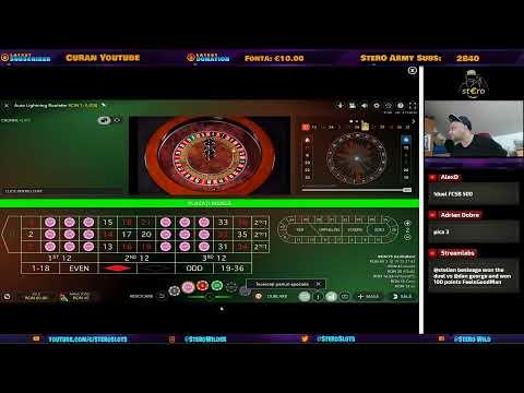 LIVE CASINO : Lucky 2020 We Go BIG // SterO SlotS BIG WINS //