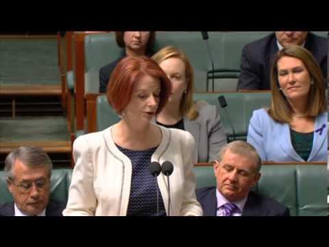 Australian Education Bill 2012 - Second Reading Speech - House of Representatives