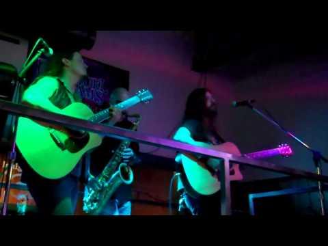 Jamie Holka/Bruce Wojick w/Jay Moynihan- Rolling Stones - Honey's - Niagara Falls, NY 7/10/2012