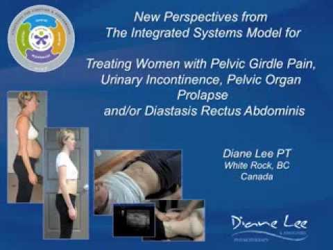 Diane Lee's Integrated Systems Model for Physiotherapy in Womens' Health