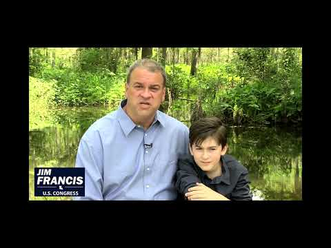 Jim Francis For Congress - Why I'm Fighting For Louisiana
