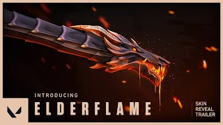 Introducing Elderflame // Skin Reveal Trailer - VALORANT