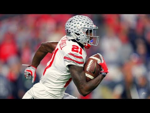 Fastest WR in College Football 🔥 || Ohio State WR Parris Campbell Career Highlights ᴴᴰ