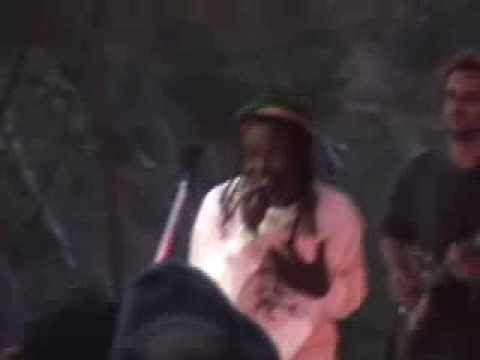 The Wailing Souls 'She Pleases Me' Reggae on the River 2008 Humboldt County California.