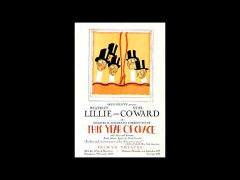 """Noel Coward """"Try to learn to love"""" orchestra conducted by Carroll Gibbons 1928"""