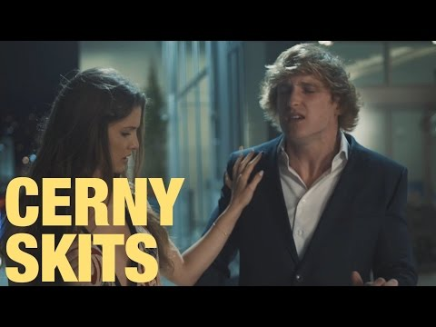 Thumbnail: CERNY SKITS ft KING BACH, JAKE PAUL, LOGAN PAUL, KEEGAN ALLEN, STEVEN SPENCE