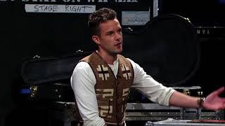 Brandon Flowers - Jimmy Kimmel Live 2010 - Interview