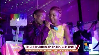 Fresh Daddy Premiers Mazike Song, Fresh Kid's Mother also Promises to Release a Song| Uncut