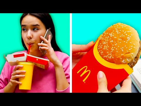 27 SMART FAST FOOD HACKS