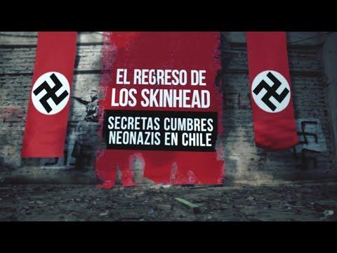 El regreso de los skinhead: secretas cumbres neonazis en Chile #ReportajesT13