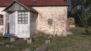 Веранда  своими руками. Часть 1. Фундамент, каркас.  Домик в деревне.(В прошлом году задумал перестроить веранду, отлил часть бетонных столбиков. В этом году начал перестраиват..., 2015-07-20T20:49:03.000Z)