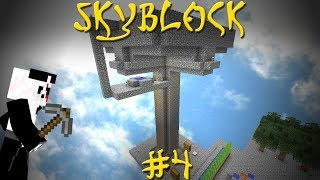 PandaCraft Skyblock - Fast Mob Grinder! - Episode 4
