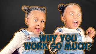 Why You Work So Much?🤔
