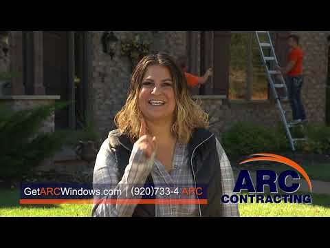 Replacement Windows Appleton & Green Bay | ARC Contracting