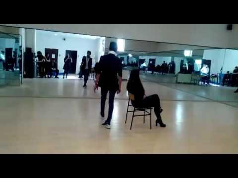Salsa dans sınavı (ÜSET)