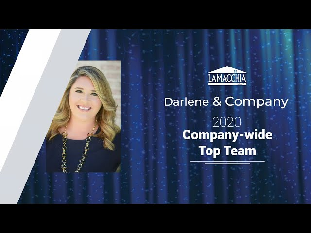 Darlene & Company was named the Top Team in 2020