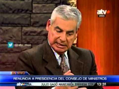 """Tuteve.tv / César Villanueva: """"No había afinidad política con Ollanta Humala"""""""