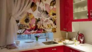 Римские Шторы Для Кухни. Идеи Дизайна Кухни(Римские шторы уже давно стали неотъемлемой частью дизайна кухни, они не загромождают пространство, позволя..., 2016-07-26T11:32:55.000Z)