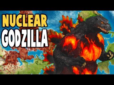 Plague Inc Evolved – NUCLEAR GODZILLA CAN 1 SHOT THE WORLD – Plague Inc Gameplay