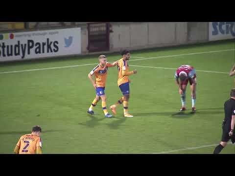 Scunthorpe Mansfield Goals And Highlights