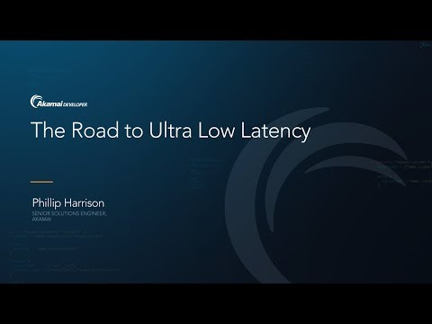 The Road To Ultra Low Latency