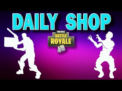Fortnite Daily Shop (26th May 2018)