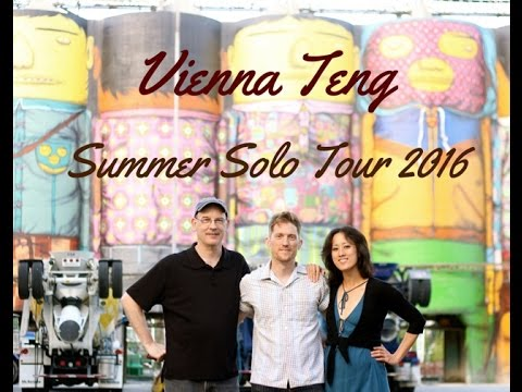 Interview with Vienna Teng - Summer Solo Tour 2016