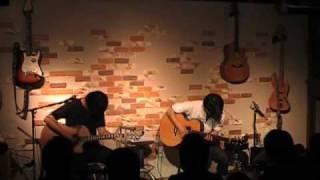 DEPAPEPE   Hi D  (cover)  TOTAPEPEライブ 20100530ぷかぷか