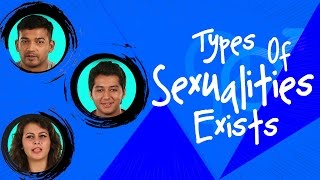 How Many Types Of Sexualities You Think Exists | Hilarious Answers | #Jinnions