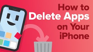 How To Delete Apps On iPhone [iOS 13]