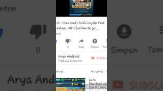 Cara download Clash Of Clans Mod apk Terbaru 2017#Mode malam with Battle Ram(Pendobrak)