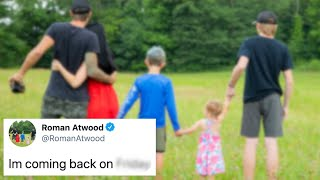 Roman Atwood is OFFICIALLY COMING BACK!!!